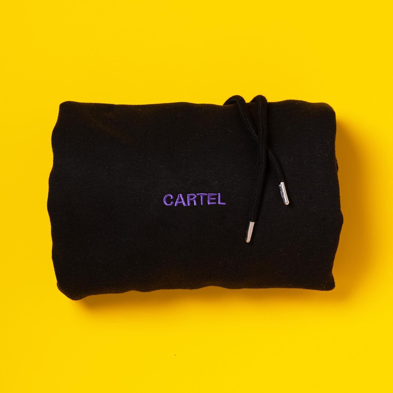 Cartel vêtements